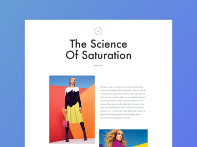 Day 038 – Article Layout