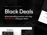 Black Friday Comes Early – 50% Off