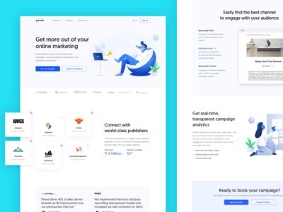 Paved – Homepage