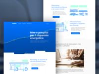 Ecotech - homepage