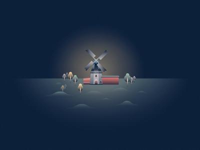 Old Mill — Højer