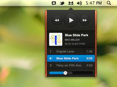 Music Controller music ui app bowtie desktop