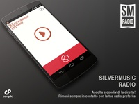 Silver Music Radio - android app