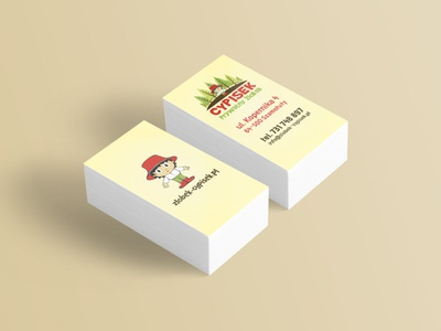 Private Nursery Business Cards