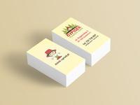 Private Nursery Business Cards