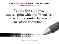 Halftones for Photoshop