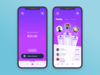 Designing a Leaderboard Into a Blockchain App engaging leaderboard fun mobile app blockchain ui ux design