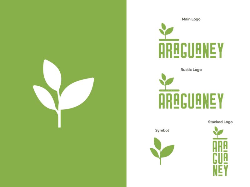 Araguaney Logo Design logo design branding design idenitity logo branding and identity branding design