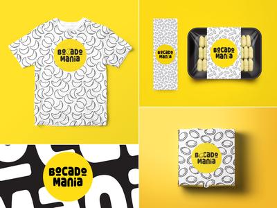 BocadoMania Branding