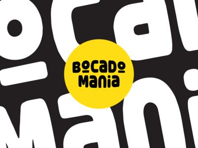 BocadoMania Logo