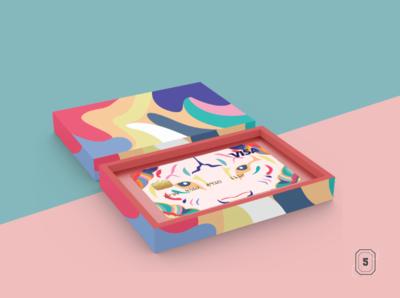 Credit Card Design packagingdesign creditcard design branding vector illustration