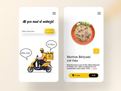 Owl Dhaka Web | Mobile View website ios mobile application design ux ui