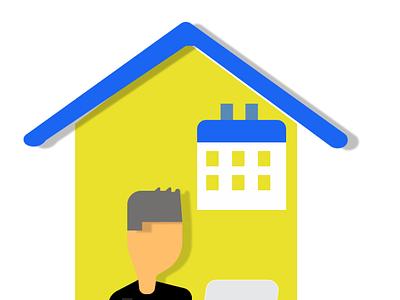 Plan icon illustration design