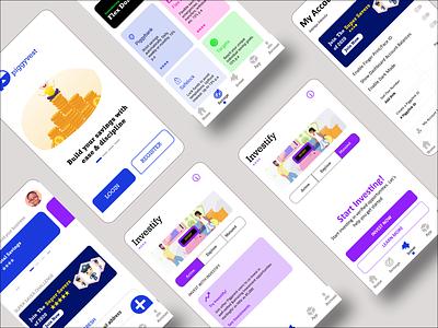 Piggyvest redesign branding app ui ux design