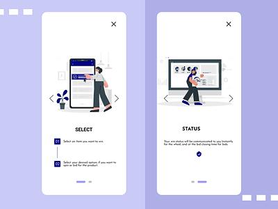 'HOW TO PLAY' graphic design typography logo minimal illustration app ux ui design