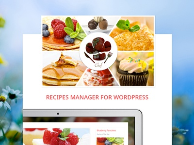 Le Chef - Recipes Manager for Wordpress manager recipes for wordpress recipes manager recipes wordpress wordpress recipes