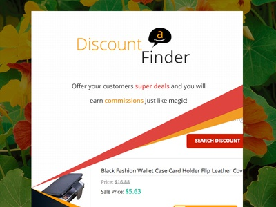 ADF - Amazon Discount Finder for Wordpress amazon discount finder discount finder