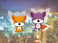 Fox Mascot for WooZone