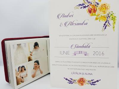 Wedding invitation memories wedding invitation