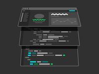 Website layers