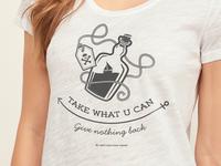 Take What U Can!