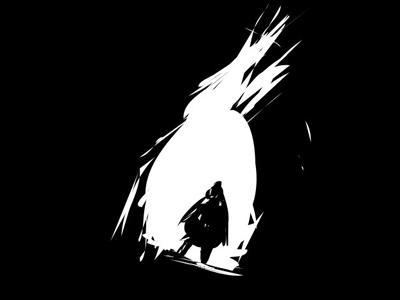 Creep E. sketch illustration