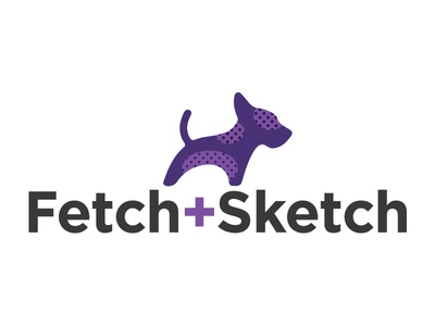 Fetch + Sketch Logo