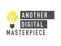Another Digital Masterpiece Logo
