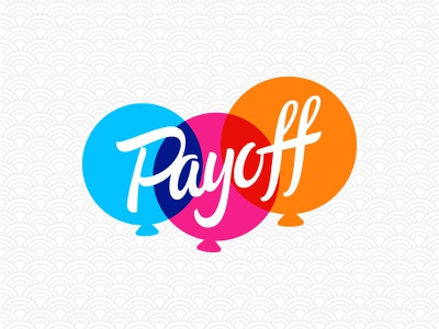 Payoff Rebrand new logo payoff rebrand