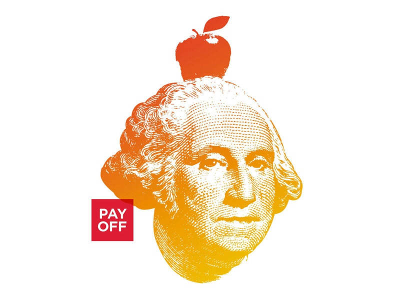 Beyond Money - George (Unused) money george washington payoff