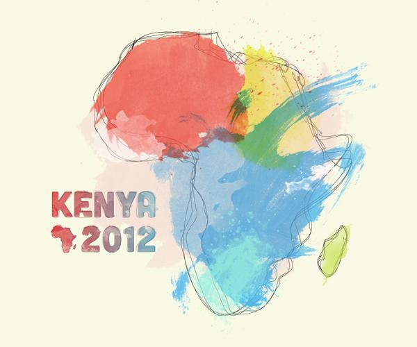 Kenya watercolor