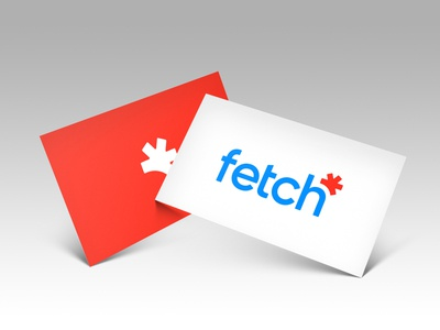 Fetch Branding Pitch (Behance, Unused)