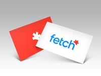 Fetch Branding Pitch (Behance, Unused) behance logotype gilroy logo branding