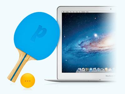 Payoff Pong payoff ping pong mac apple jobs