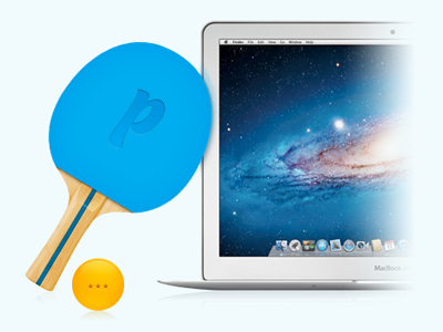 Payoff Pong payoff ping pong mac apple jobs
