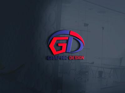 GD Logo art logotype logo design logodesign brand identity logo illustration branding graphic design design