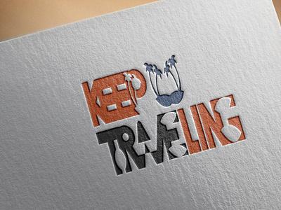 Travel Logo art logotype logo design logodesign brand identity logo illustration branding graphic design design