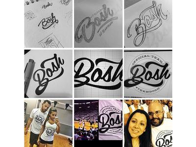 Team Bosh Tshirt