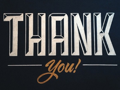 Thankful miami lettering hand drawn design type lettering