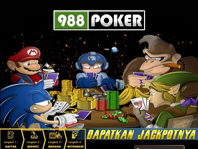 Happy Poker88 Dribbble