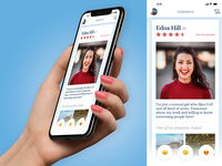 Connext Dating App Concept