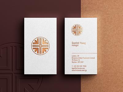 Professional Business Cards Design texture vertical cards letterpress foil stamp branding vector business card logo minimalist professional