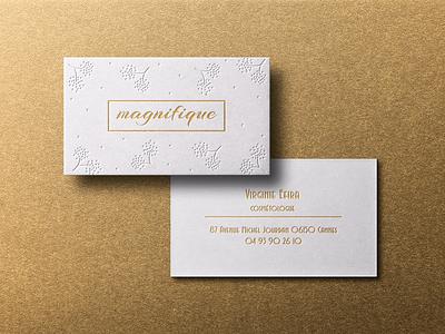 professional business cards textured business cards golden fiol business card design letterpress foil stamp business card logo minimalist professional
