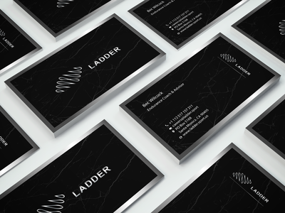 Minimal business cards design business cards vector business card design professional letterpress foil stamp branding business card logo minimalist