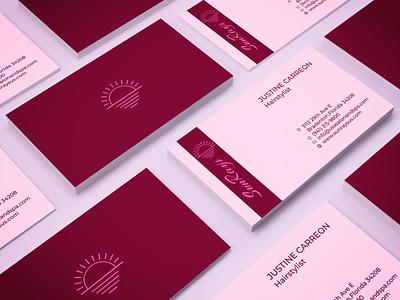 Minimal business cards card name business card design design real estate professional branding business card logo minimalist minimal