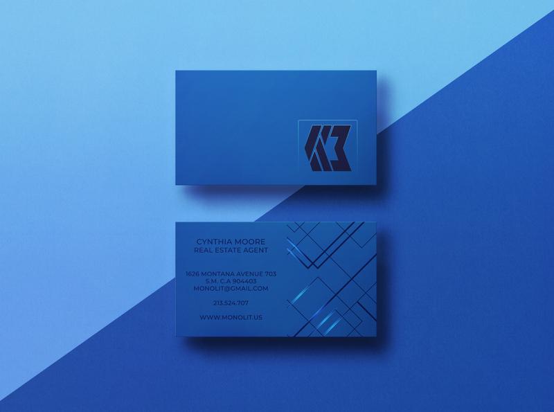 Minimal business cards design vector professional graphic design branding logo business card minimal minimalist