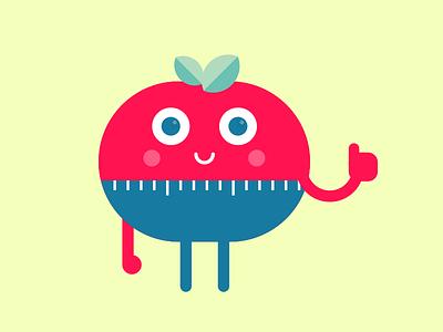 Pomodoro character productivity pomodoro