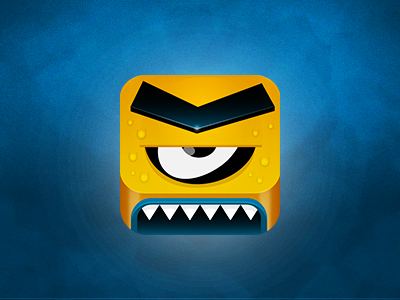 English monstruo icon