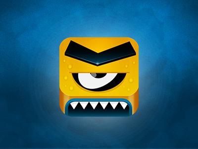 English Monstruo Icon ios game monster icon