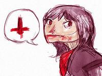 Vampire Sketching